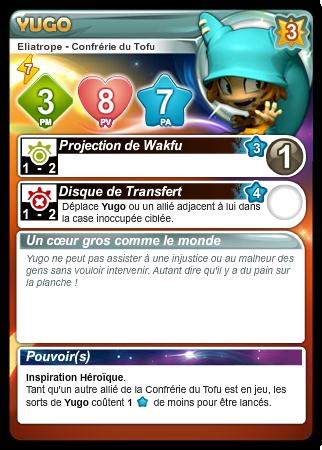 [Synergie] Captain + Yugo + allié confrérie random 007